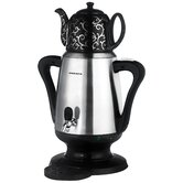 Ovente S22B Samovar Tea Maker
