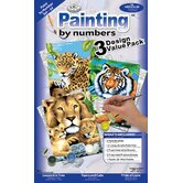 Painting by Numbers Cat Junior Value Set (Set of 3)