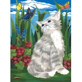 Painting by Numbers Junior Small Kitten and Butterflies Set