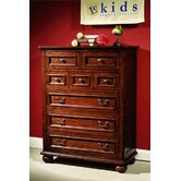 American Spirit 6 Drawer Chest