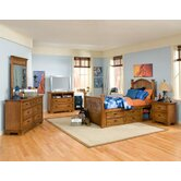 Expedition Low Captain Bedroom Collection