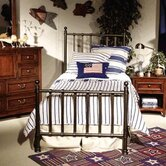 American Spirit Slat Bed