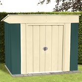 Low Pent Shed