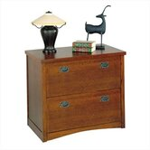 California Bungalow Two-Drawer Lateral File