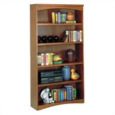 "California Bungalow 70"" H Five Shelf Bookcase"