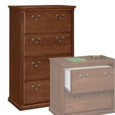 Huntington Club Four-Drawer Lateral File
