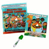 Mexican Cook Book Set
