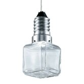 Kristal E Cube One Light Pendant
