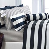 Cabana Stripe Duvet Cover Set