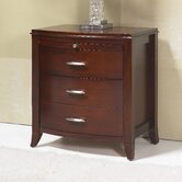 Brighton 2 Drawer Nightstand