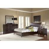 Legend Wood Storage Panel Bedroom Collection
