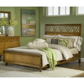 Trellis Panel Bedroom Collection