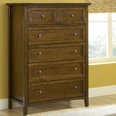 Paragon 5 Drawer Standard Chest