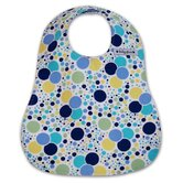 Bib in Balloons Blue