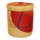 Basketball Slam Dunk Kid's Stool