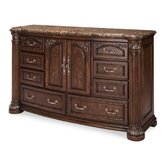 Monte Carlo II 8 Drawer Dresser