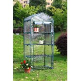 4 Tier Growing Rack Greenhouse