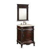 Verona Bath Vanity and Optional Mirror