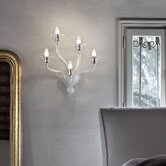 Biancomurano 5 Light Wall Sconce