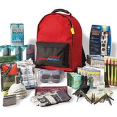 Grab N' Go Deluxe Emergency Backpack Kit