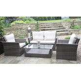 Warwick 4 Piece Seating Group