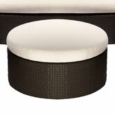 Mare Canvas Ottoman