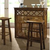 Coastal Chic Tiki Bar Table
