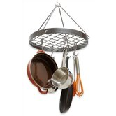 Decor Cottage Round Hanging Pot Rack