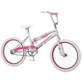 "Girl's 20"" Gleam Cruiser Bike"