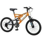 "Boy's 20"" Chromium Mountain Bike"