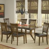 Arbor Hill 7 Piece Dining Set