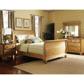 Hamptons Sleigh 5 Piece Bedroom Collection