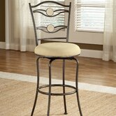 Harbour Point Double Circle Swivel Stool