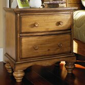 Hamptons 2 Drawer Nightstand