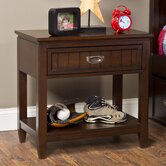Nantucket 1 Drawer Nightstand