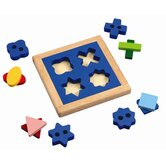 Geo Twister Shape Sorter Activity Toy