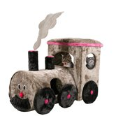 Zolux 85cm Tchou Tchou Train Cat Tree