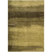 CK10 Luster Wash Gold Scene Rug