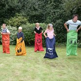 Sack Racing Game