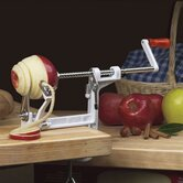 Apple Peeler with Table Clamp Base