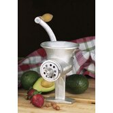 Commercial Size Food Chopper &amp; Meat Grinder with Clamps (3 lbs. per minute)