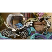 Betta Treasures Enchanted Evening Victorian Brass Aquarium