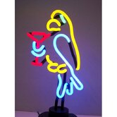Parrot Margarita Neon Sign