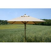 8.5' x 11.5' Levante Rectangular Market Umbrella