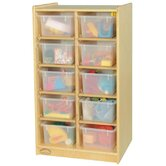 10 Tray Storage Unit