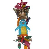 Foraging Friend Penguin Bird Toy