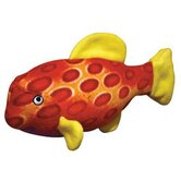 Sammy McSnapper Ocean Fish Dog Toy
