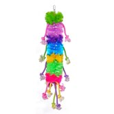 Calypso Creations Caterpillar Large Bird Toy