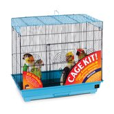 Flight Keet/Tiel Bird Cage Starter Kit