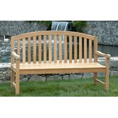 Teak Aquinah Garden Bench